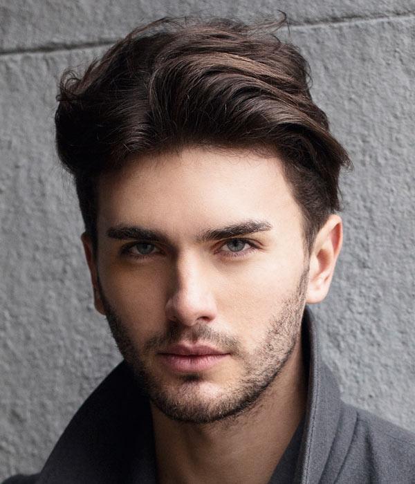 Enjoyable Modern Men39S Haircuts 2015 Hairstyles For Women Draintrainus