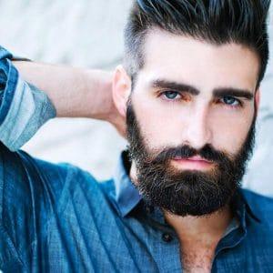 The Many Beards of Joel Alexander