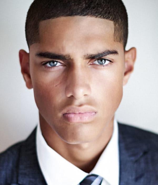 Prime 7 Short Haircuts For Black Men Short Hairstyles Gunalazisus