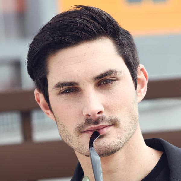 Men with Thick Hair Short Hairstyles for 2016