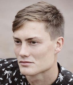Stylish Men's Haircuts: The Disconnect