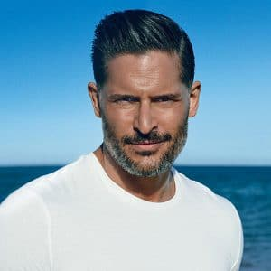 Joe Manganiello: How to Slick Back Hair