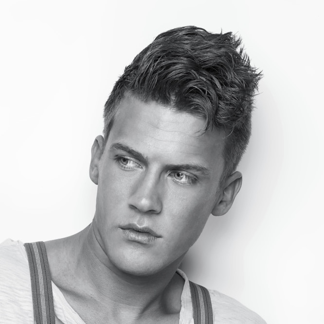 Terrific Best Thick Hair Hairstyles For Men 2017 Hairstyles For Women Draintrainus