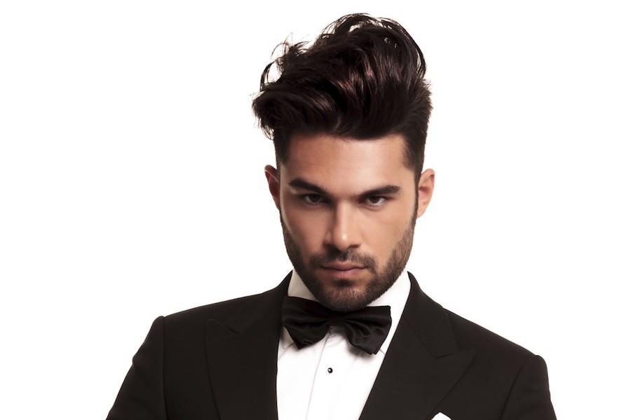 Amazing Cool Men39S Hairstyles Short Sides Long Top Short Hairstyles For Black Women Fulllsitofus