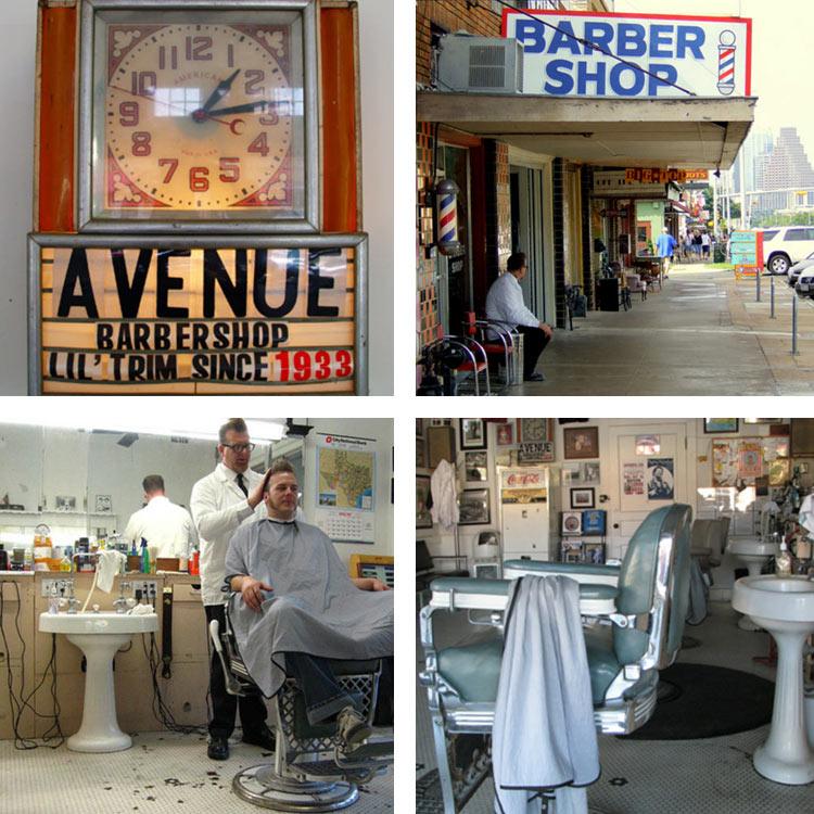 best barber shops austin