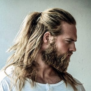 Long Hair Hairstyles For Men Cool Long Hair Haircuts 2018 Update