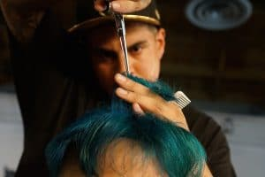 Barber Paul DeSales From DTown Barbers