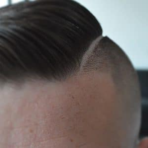 The Hard Part Haircut