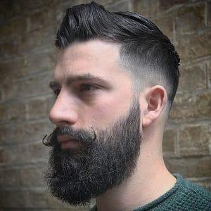 Cool New Beard Styles 2015