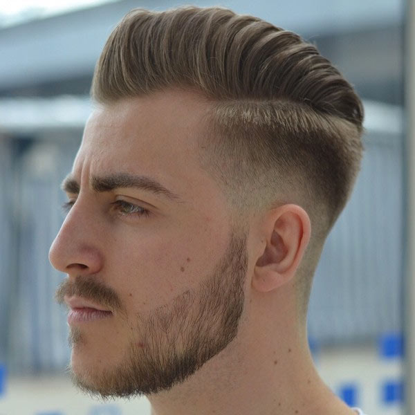 Galerry pompadour hairstyle anime