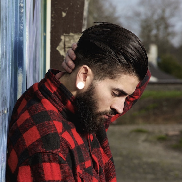 Excellent 3 Cool Mens Hairstyles With Beards Short Hairstyles Gunalazisus