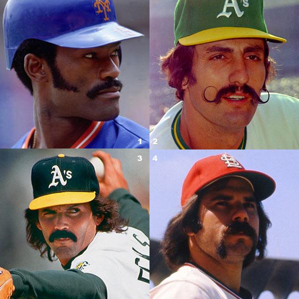 Baseball-Mustaches