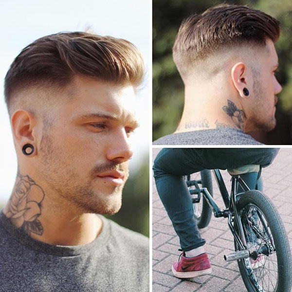 Classic mens hairstyles with a modern look classic mens hairstyles with a modern look tillymaddison urmus Gallery