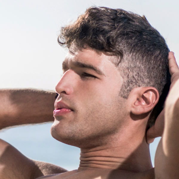 Superb Cool New Hairstyles For Men With Wavy Hair Hairstyles For Women Draintrainus