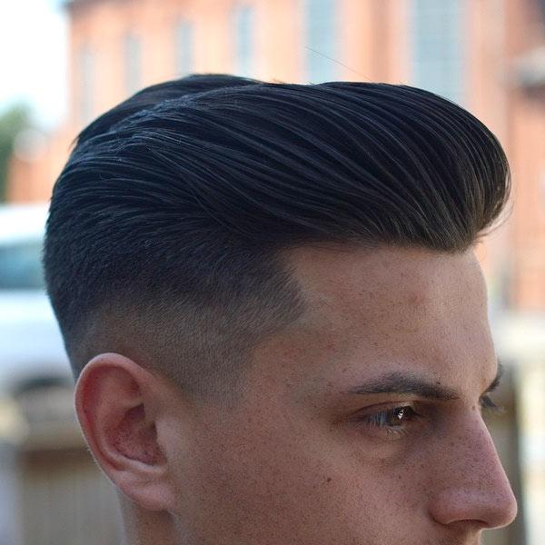 Modern Men S Hairstyles The Pomp