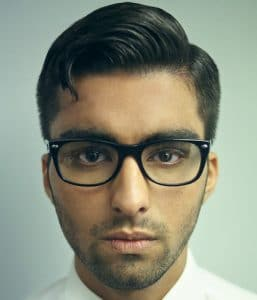 Hipster Hair 2015: With a Side Part