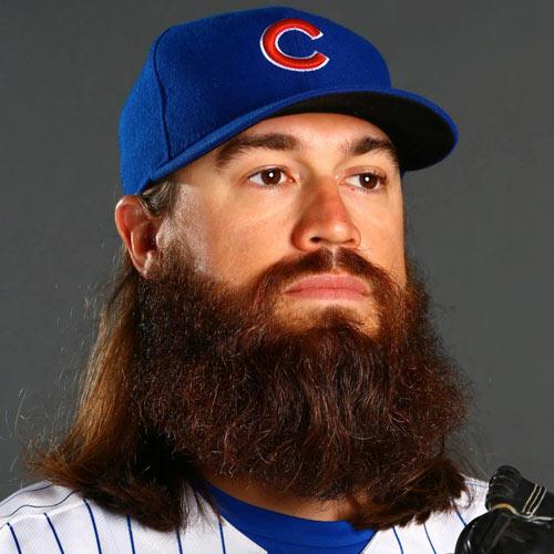 Superb 10 Of The Best Baseball Beards Short Hairstyles Gunalazisus