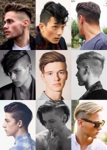 Popular Undercut Hairstyles For Men: The Disconnect