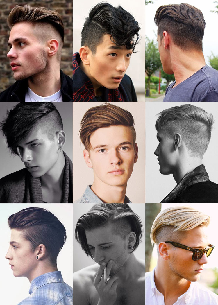 Popular Undercut Hairstyles For Men The Disconnect