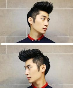 3 Cool Asian Hairstyles for Men 2015