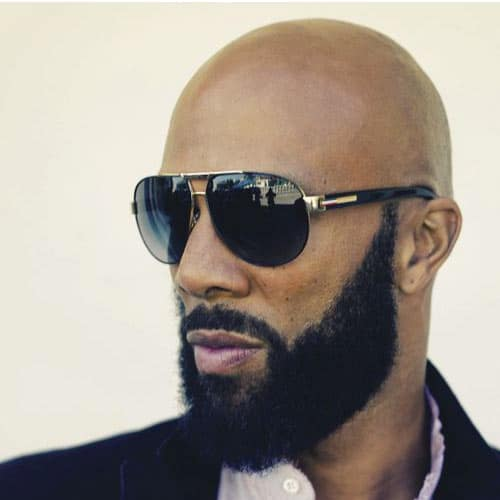 Reasons To Go Bald With A Beard - Facial hair styles bald guys