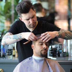 Barber Anthony Giannotti