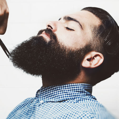 Beard-Trimming-