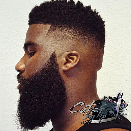 Awe Inspiring 21 Fresh Haircuts For Black Men Hairstyles For Men Maxibearus
