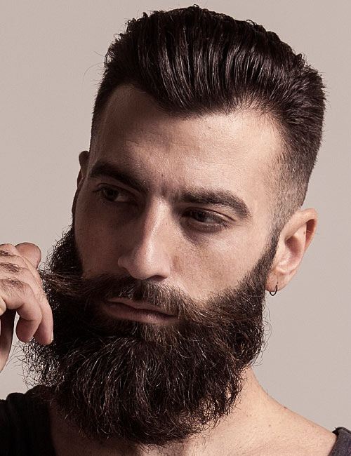 Amazing 10 Beard Styles For 2016 Short Hairstyles Gunalazisus