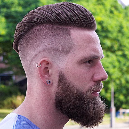 Magnificent 21 Best Fade Haircuts Short Hairstyles Gunalazisus