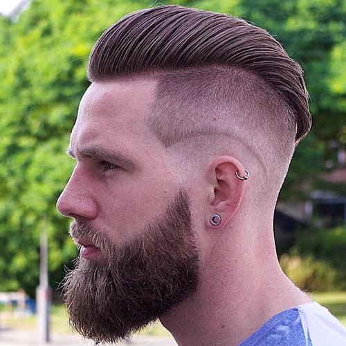 Stupendous 21 Best Fade Haircuts Short Hairstyles Gunalazisus
