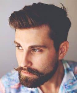 Fine Cool Beard Styles For Men In 2017 Short Hairstyles Gunalazisus