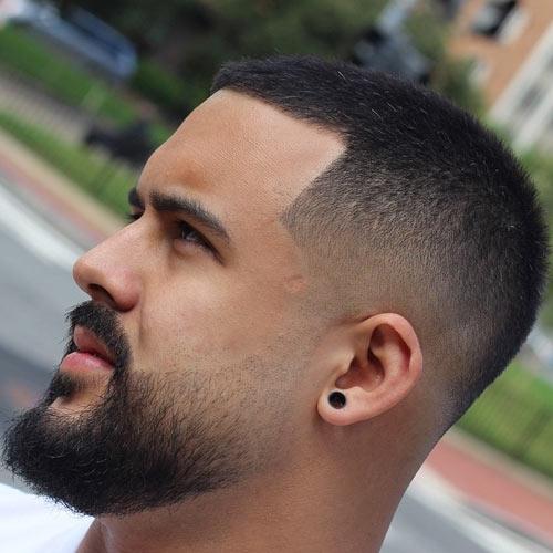 Strange 21 Best Fade Haircuts Short Hairstyles Gunalazisus