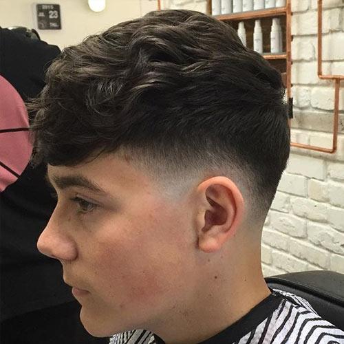 Groovy 21 Best Fade Haircuts Short Hairstyles Gunalazisus