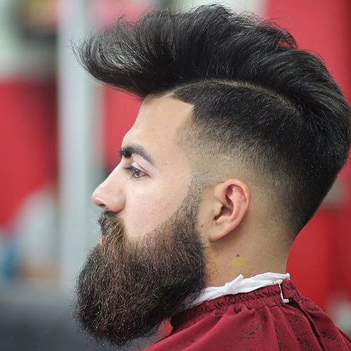 Astounding 21 Best Fade Haircuts Short Hairstyles Gunalazisus