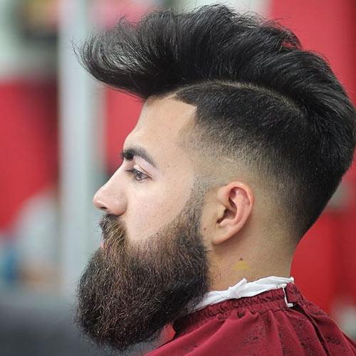 Cool 21 Best Fade Haircuts Short Hairstyles Gunalazisus