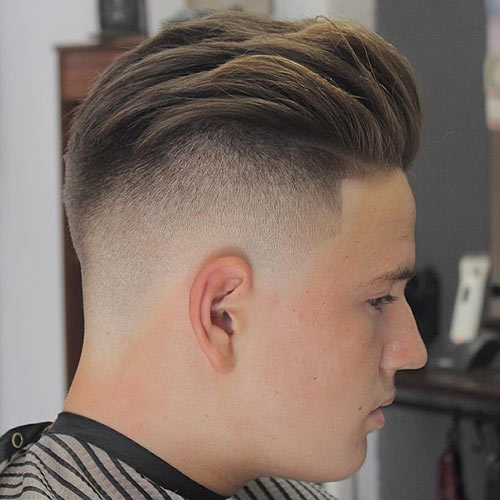 21 Best Fade Haircuts