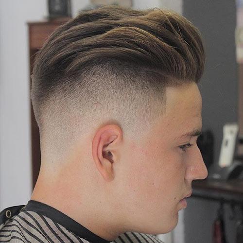 Terrific 21 Best Fade Haircuts Short Hairstyles Gunalazisus
