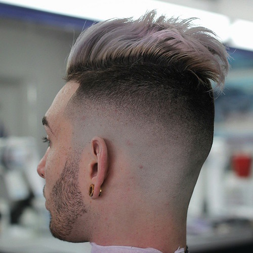 alexthebarber305_AND_____nice_fade with textured medium length hair