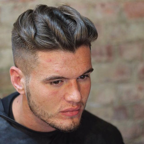bitethythumb_AND____adhbrand_Chanel_blowdried_using__uppercutdeluxe_quiff_roller