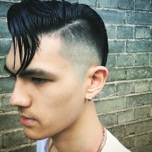 daniele_deangelishair_AND bald fade long bangs