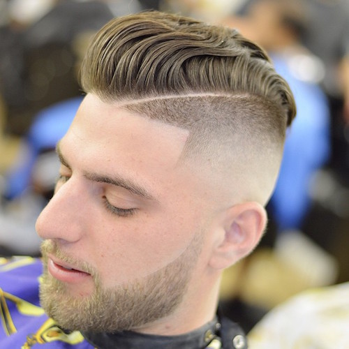 zeke_the_barber Bald Fade Undercut