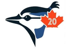 The Blue Jays Man Bun Logo