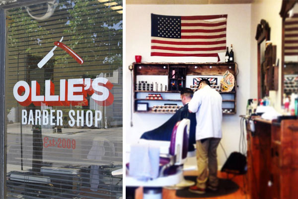 Barber Shop Denver : Ollies-Barber-Shop-Wash-Park-Denver