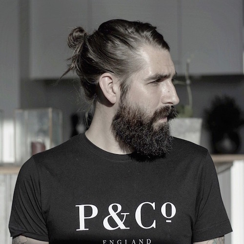 Brilliant 22 Cool Beards And Hairstyles For Men Short Hairstyles Gunalazisus
