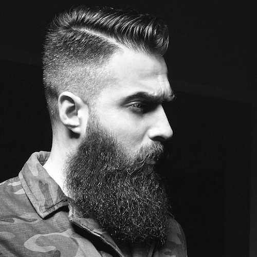 Superb 22 Cool Beards And Hairstyles For Men Short Hairstyles For Black Women Fulllsitofus