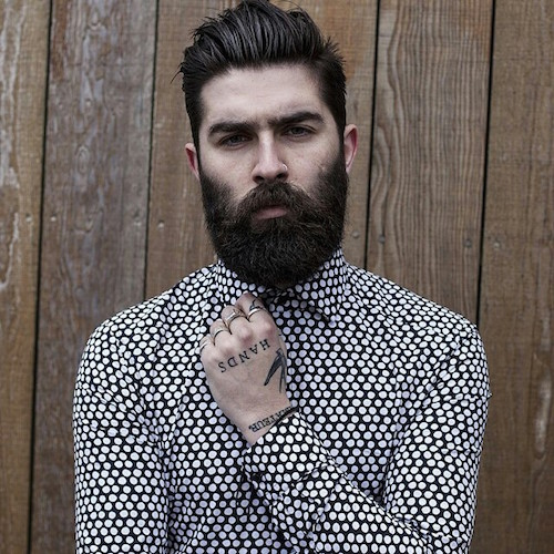 beardsaresexy_chrisjohnmillington medium length hair and beard