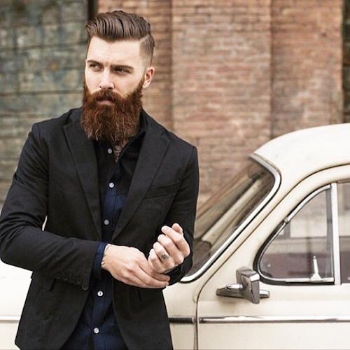 Astonishing 22 Cool Beards And Hairstyles For Men Short Hairstyles For Black Women Fulllsitofus