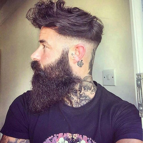 Fantastic 22 Cool Beards And Hairstyles For Men Short Hairstyles Gunalazisus