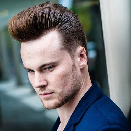 Pleasing 30 Pompadour Haircuts Hairstyles Short Hairstyles Gunalazisus